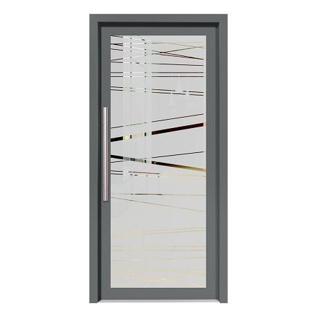 Portes PVC grand vitrage renovafenetre.fr
